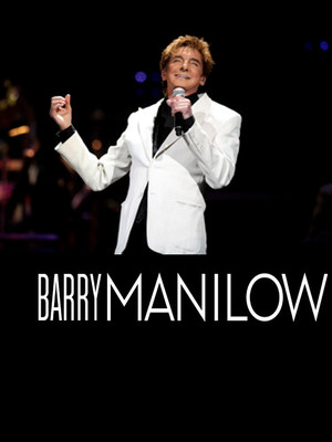Barry Manilow Poster