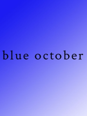 Blue October, The Westcott Theatre, Syracuse