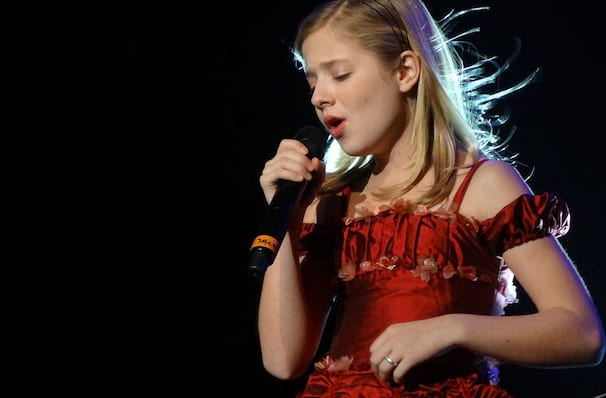 Jackie Evancho, Stage One Three Stages, Sacramento
