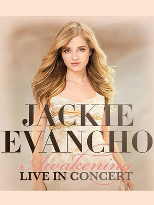 Jackie Evancho, Martin Wolsdon Theatre at the Fox, Spokane