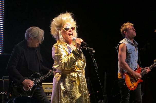 Blondie, Chastain Park Amphitheatre, Atlanta