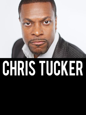 Chris Tucker at Riverside Theatre