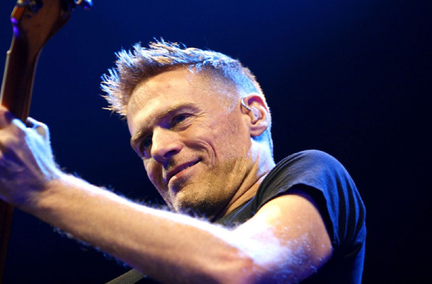 Bryan Adams, Kitchener Memorial Auditorium, Kitchener