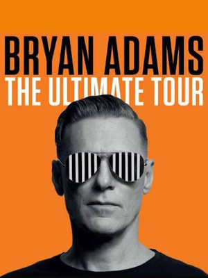 Bryan Adams at Kitchener Memorial Auditorium