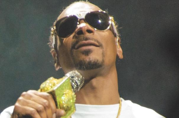 Snoop Dogg, Van Andel Arena, Grand Rapids