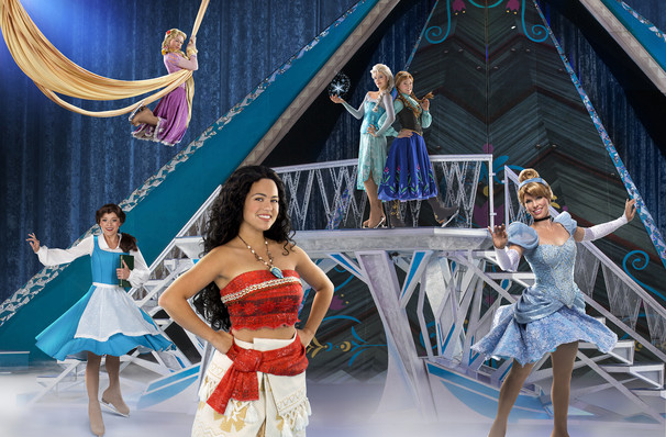 Disney On Ice Dare To Dream, Amway Center, Orlando