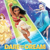 Disney On Ice Dare To Dream, Amalie Arena, Tampa