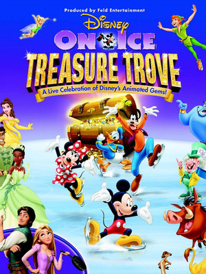 Disney On Ice: Treasure Trove at Izod Center