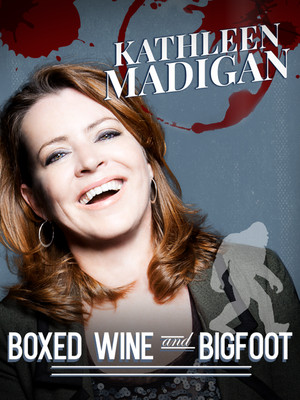 Kathleen Madigan at Mcglohon Theatre at Spirit Square
