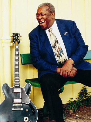 B.B. King at Madison Square Garden