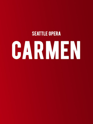 Carmen at McCaw Hall