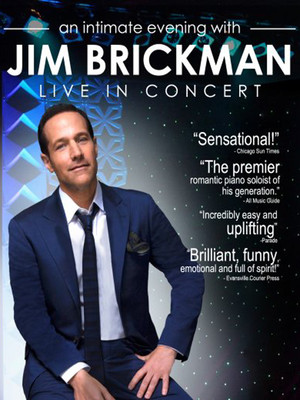 Jim Brickman at Music Theater