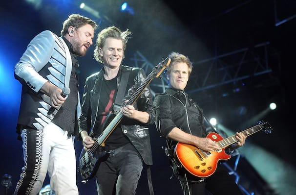Duran Duran, The Show, Los Angeles