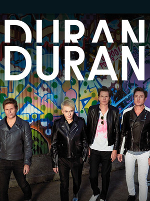 Duran Duran, Mountain Winery, San Jose