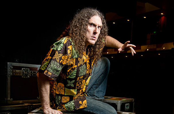 Weird Al Yankovic, Orpheum Theatre, Wichita