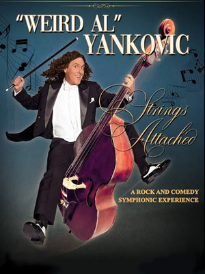Weird Al Yankovic at Jack Singer Concert Hall