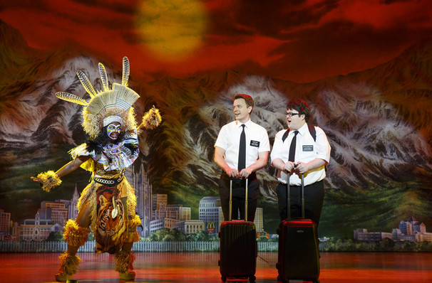 Meet The Cast of The Book of Mormon on Tour