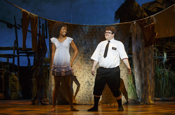 the book of mormon academy of music philadelphia pa tickets