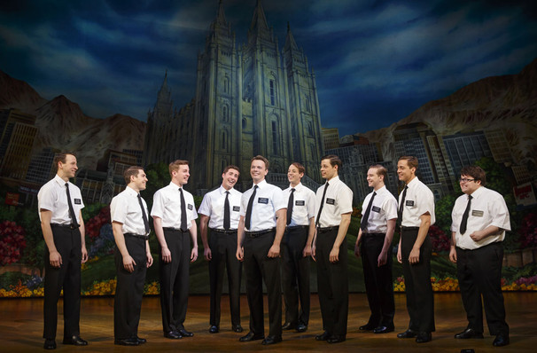 The Book of Mormon, Keller Auditorium, Portland