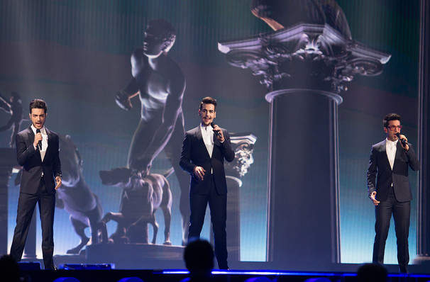 Il Volo, San Jose Civic Auditorium, San Jose