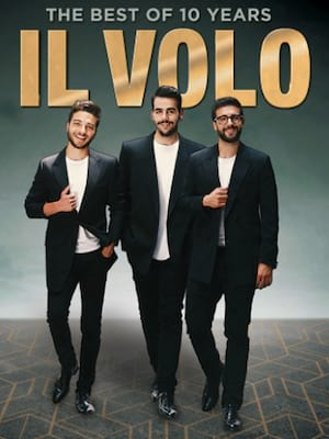 Il Volo, Wang Theater, Boston