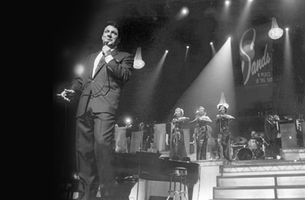 The Rat Pack, Twin River Events Center, Providence