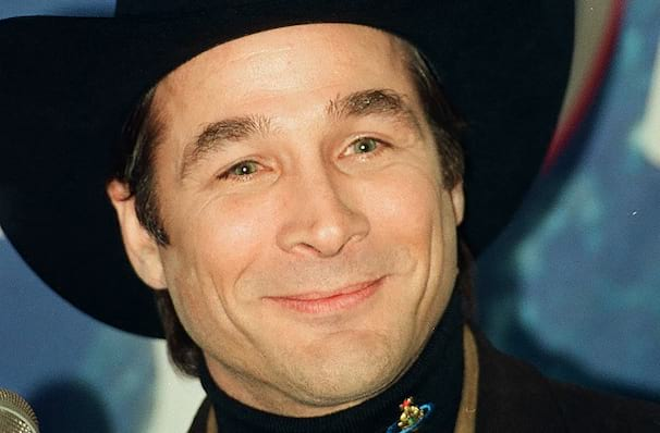 Clint Black coming to Newport News!