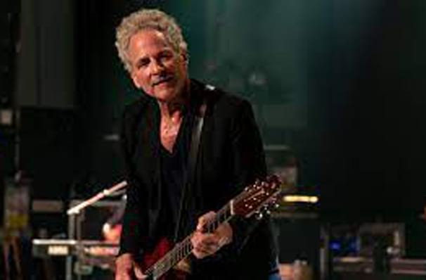 Lindsey Buckingham, Knight Concert Hall, Miami