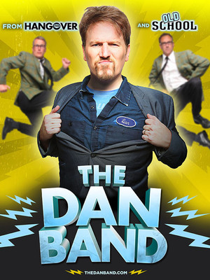 The Dan Band, House of Blues, Las Vegas