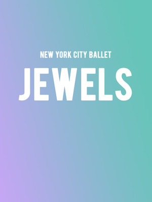 New York City Ballet - Jewels at David H Koch Theater