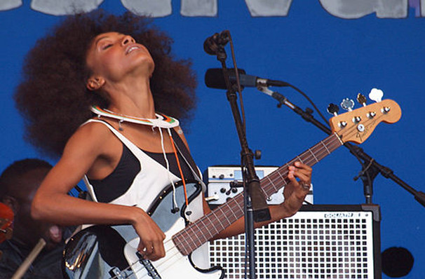 Esperanza Spalding, El Rey Theater, Los Angeles