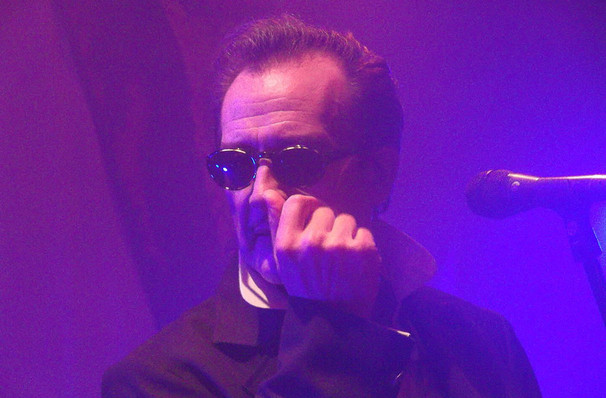The Damned, Showbox Theater, Seattle