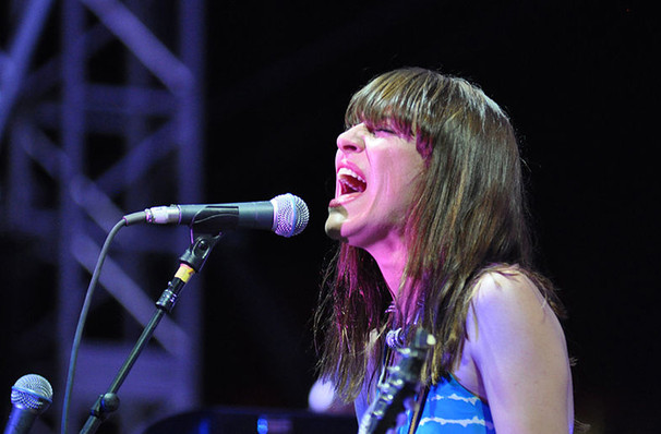 Feist, Mountain Winery, San Jose