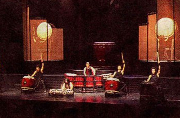 Yamato The Drummers of Japan, Valley Performing Arts Center, Los Angeles