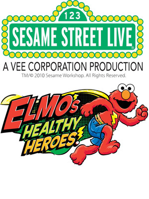 Sesame Street Live: Elmo's Super Heroes at Theater at Madison Square Garden