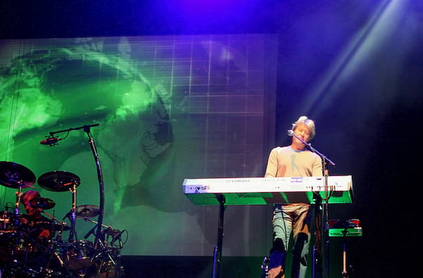 Chicago The Band, Sangamon Auditorium, Springfield
