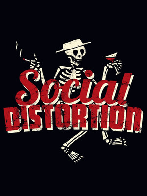 Social Distortion Poster