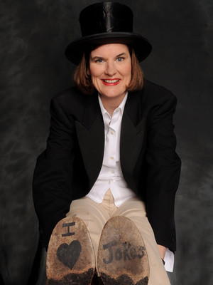 Paula Poundstone at Sydney Goldstein Theater
