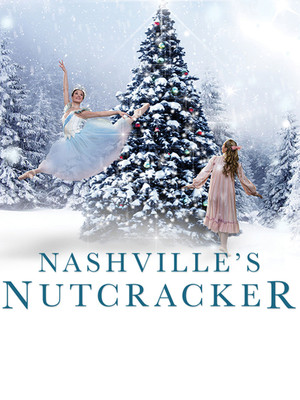 Nashville Ballet - The Nutcracker Poster