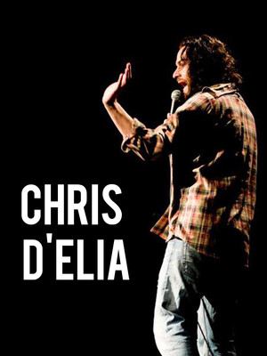 Chris DElia, Tampa Theatre, Tampa