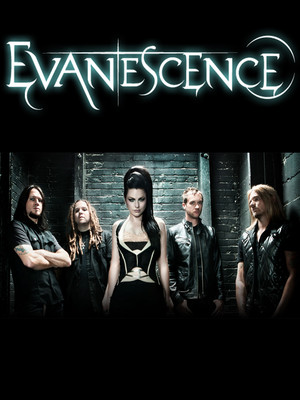 Evanescence at DTE Energy Music Center