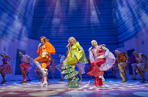 Mamma Mia, Novello Theatre, London