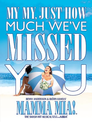 Mamma Mia! at Novello Theatre