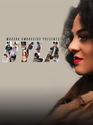 Marsha Ambrosius at Morris Performing Arts Center
