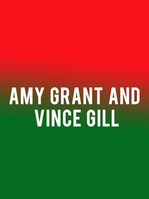 Vince Gill & Amy Grant at Ryman Auditorium