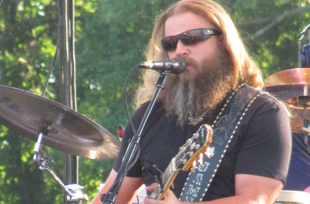 Jamey Johnson, First Security Amphitheatre, Little Rock