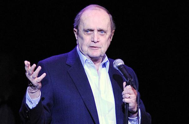 Bob Newhart, Mccallum Theatre, Palm Desert