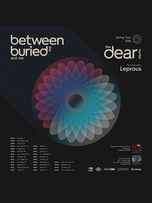 Between The Buried And Me Poster