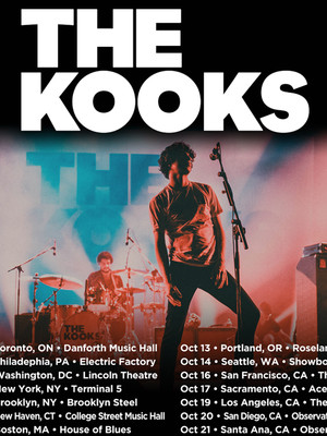The Kooks at Orpheum Theater