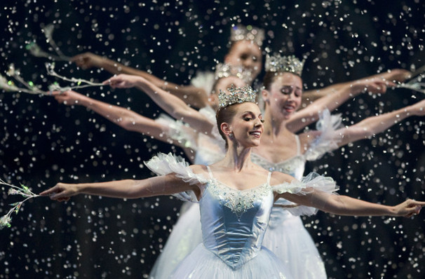 Miami City Ballet George Balanchines The Nutcracker, Dreyfoos Concert Hall, West Palm Beach